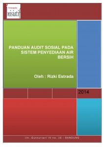Panduan Audit Sosial pada Sistem Penyediaan Air Bersih