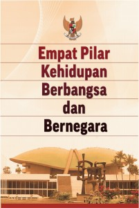Cover Empat Pilar Kehidupan Berbangsa & Bernegara