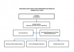 organization structure PI 2015-2020