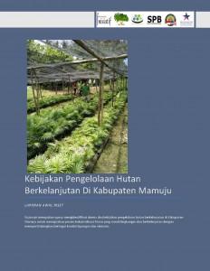 Kebijakan Pengelolaan Hutan Berkelanjutan di Kabupaten Mamuju