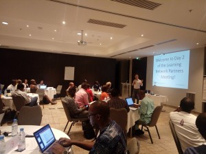 5 IBP Partner Meeting-Senegal